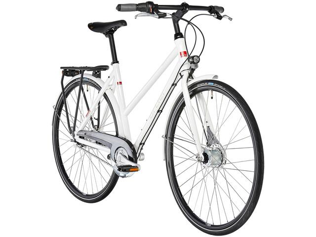 Ortler Motala Citybike Damer hvid | City